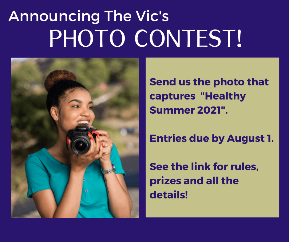 The Victoria General Hospital Contest:  Healthy Summer 2021