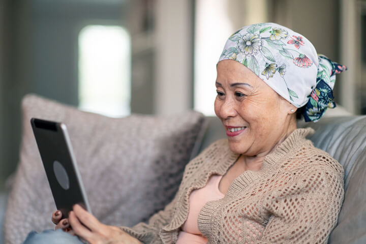 Victoria General Hospital is delighted to now offer free Wi-Fi to patients, families and visitors