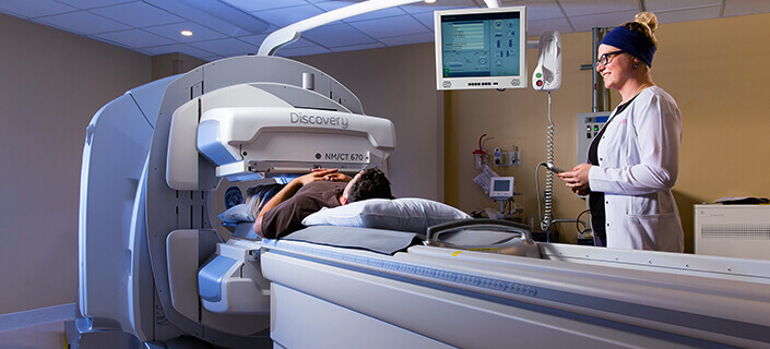 CT Scan at Victoria General Hospital