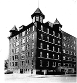Historical Photo of Victoria General Hospital